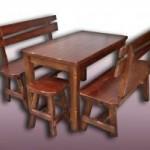Деревянная мебель для кафе баров и ресторанов